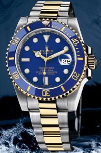 basel-2009-rolex-submariner-116613lb-97203-gold-steel-blue-dial1